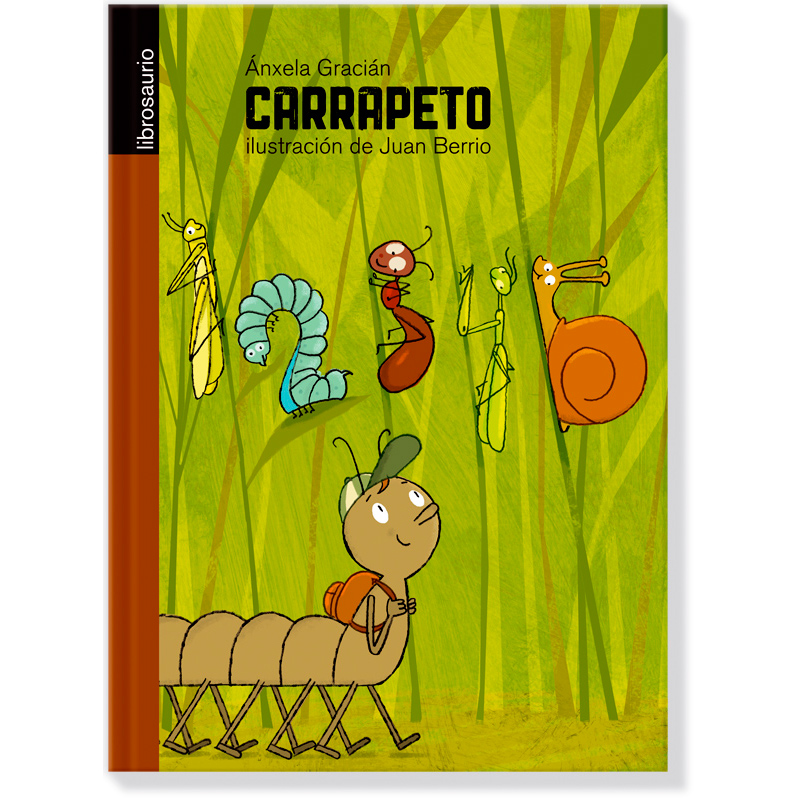 Carrapeto, Juan Berrio
