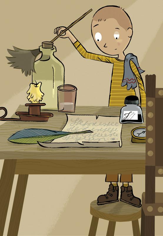 Niko y el cofre del tesoro 06