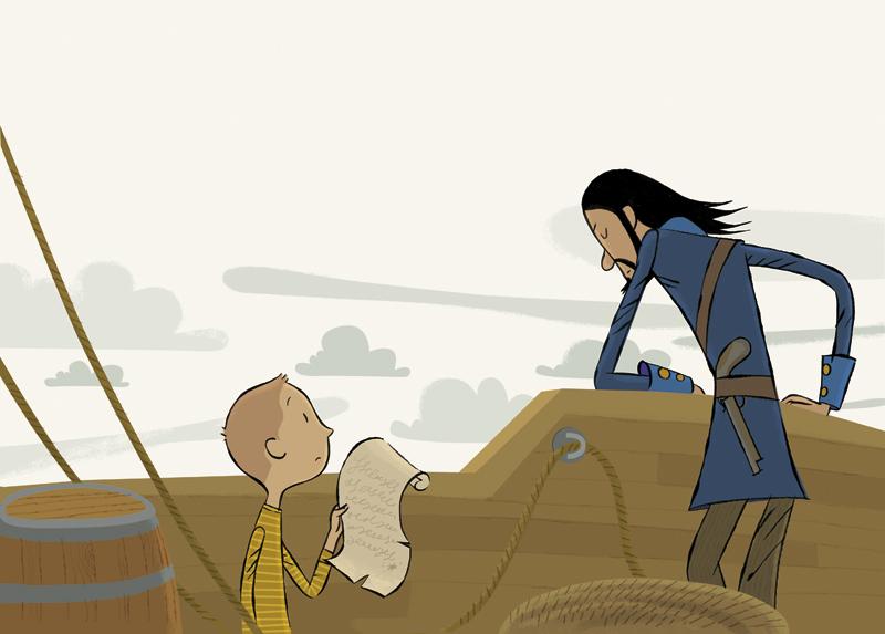 Niko y el cofre del tesoro 07