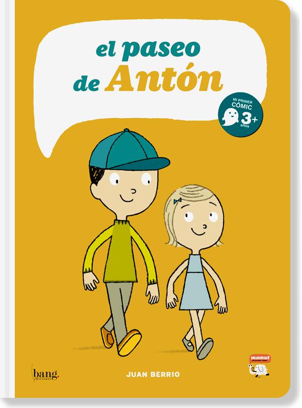 Juan Berrio, El paseo de Antón
