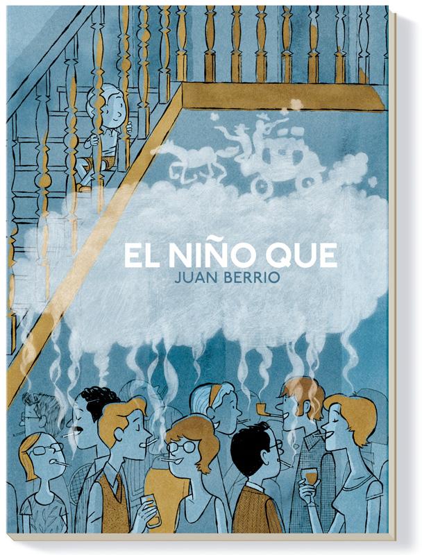 Juan Berrio, El niño que