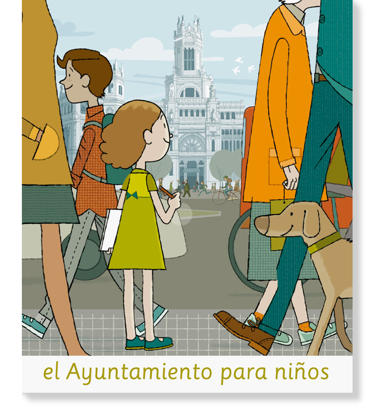 El Auntamiento para niños, Juan Berrio