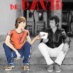 Juan Berrio, Dibujo de David