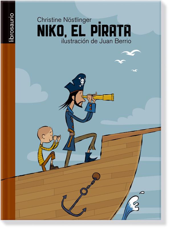 Niko el pirata, Juan Berrio