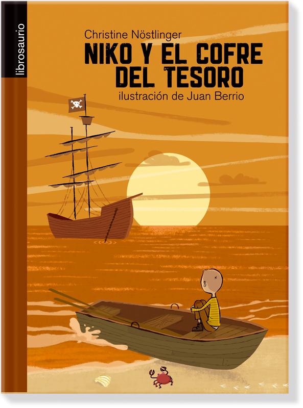 Niko y el cofre, Juan Berrio