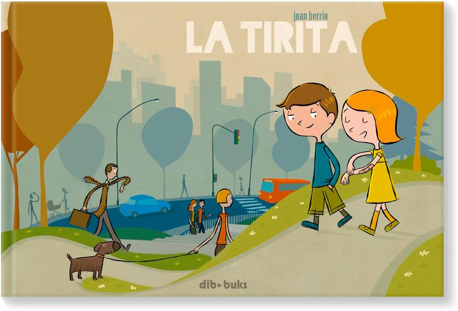 La tirita, Juan Berrio