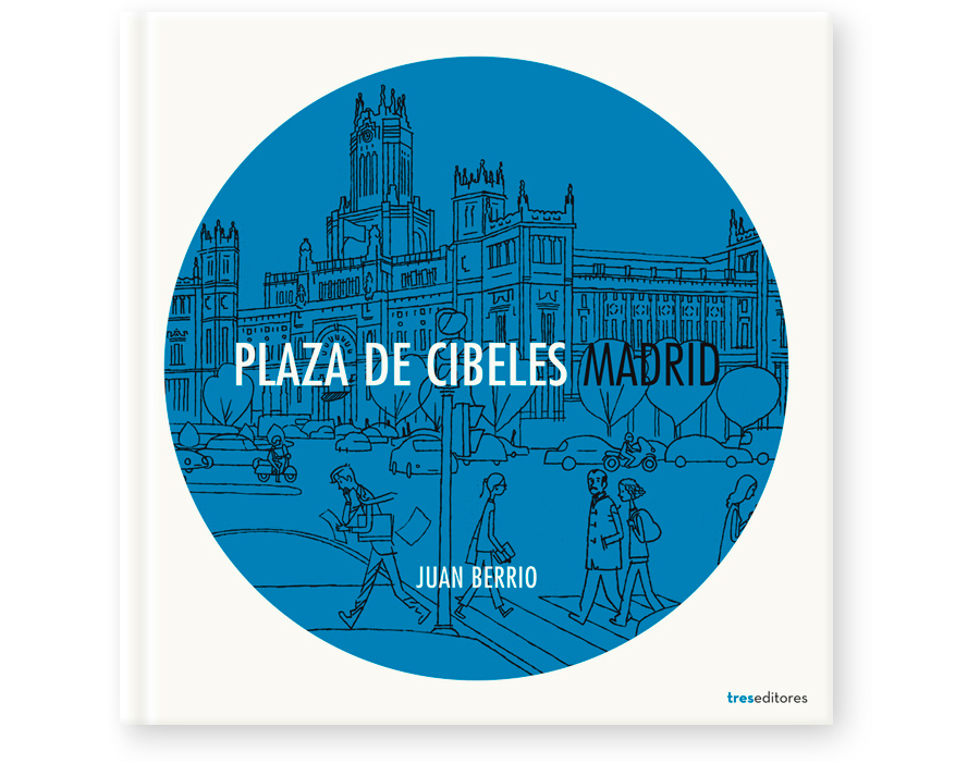 plaza de Cibeles, Juan Berrio
