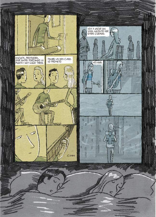 Sueños, Panorama, Juan Berrio