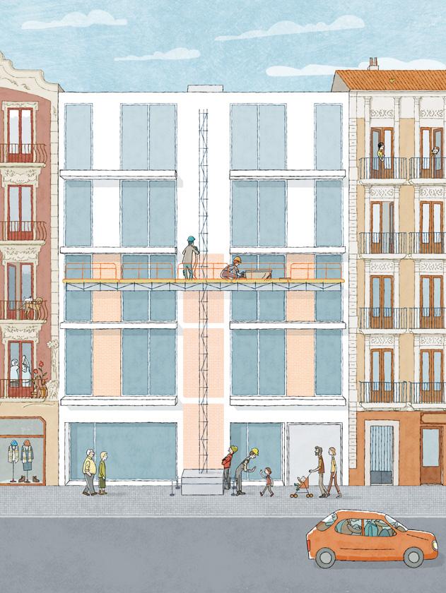 En construcción, Juan Berrio